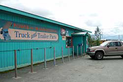 Heavy Duty Truck Parts for Sale in Fairbanks, AK | Accessories